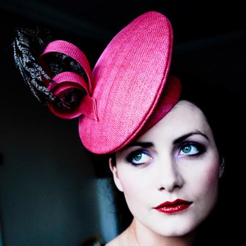 Justine Bradley-Hill Percher Workshop - London Hat Week 2018