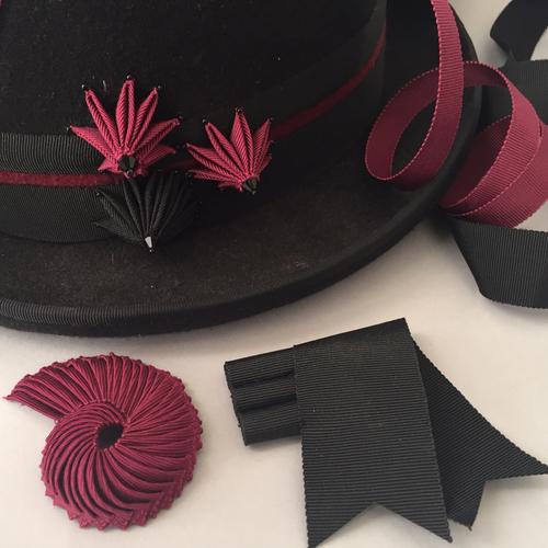 The Milliner's Ribbon - Petersham: London Hat Week 2018