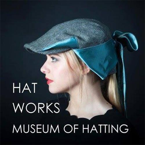 Hat Works Mobile Museum - London Hat Week 2018