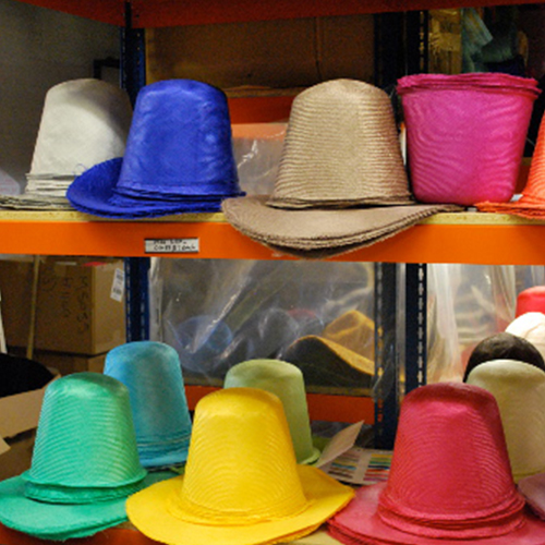 British School of Millinery Luton Ride - London Hat Week 2018